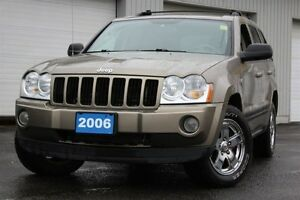 2006 Jeep Grand Cherokee Laredo-AS IS-4X4+V6+LEATHER