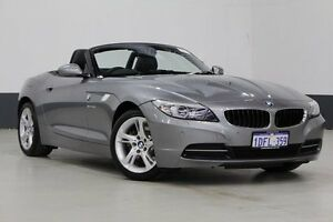 2009 BMW Z4 E85 3.0SI Edition Exclusive Grey 6 Speed Steptronic Roadster Bentley Canning Area Preview
