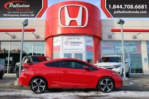 2015 Honda Civic Coupe Si - BEAUTIFULLY DESIGNED FULLY LOADED -