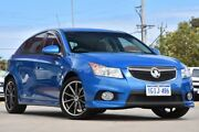 2014 Holden Cruze JH MY14 SRi Blue 6 Speed Automatic Hatchback Victoria Park Victoria Park Area Preview