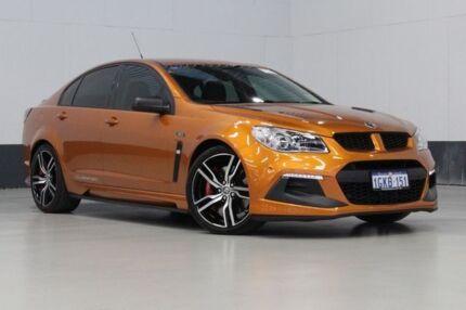 2017 Holden Special Vehicles Clubsport GEN F2 R8 LSA 30TH Edition Orange 6 Speed