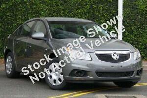 2012 Holden Cruze JH Series II MY12 CD Grey 6 Speed Sports Automatic Sedan Ravenhall Melton Area Preview