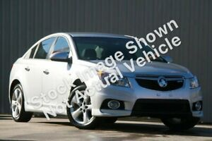 2011 Holden Cruze JH SRi Silver 6 Speed Manual Sedan Mordialloc Kingston Area Preview