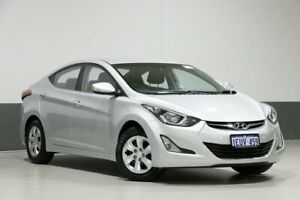 2015 Hyundai Elantra MD Series 2 (MD3) Active Silver 6 Speed Automatic Sedan