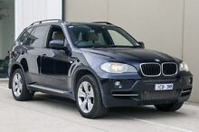 2007 BMW X5 E70 d Steptronic Executive Blue 6 Speed Sports Automatic Wagon Ringwood East Maroondah Area Preview