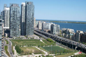 *** 2 SEPARATE BEDROOMS *** RARE-SUB-PENTHOUSE *** WOW VIEWS ***