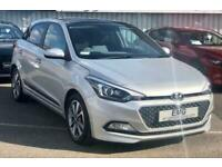 2016 Hyundai i20 1.4 Premium SE Nav 5dr Auto Hatchback Petrol Automatic