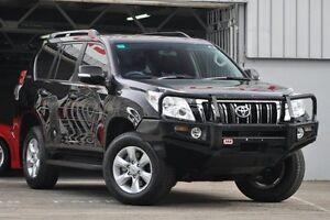 2013 Toyota Landcruiser KDJ150R 11 Upgrade Altitude (4x4) Black 5 Speed Sequential Auto Wagon Mosman Mosman Area Preview