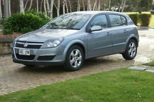 2004 Holden Astra AH CDX Silver Birch 4 Speed Automatic Hatchback Blair Athol Port Adelaide Area Preview