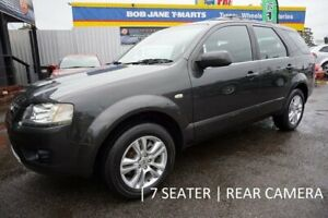 2010 Ford Territory SY MkII TS RWD Ego 4 Speed Sports Automatic Wagon Dandenong Greater Dandenong Preview