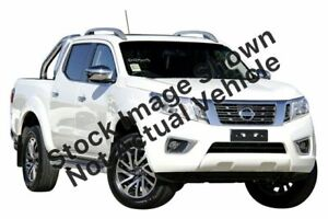 2019 Nissan Navara D23 Series 3 ST-X White Sports Automatic Midland Swan Area Preview