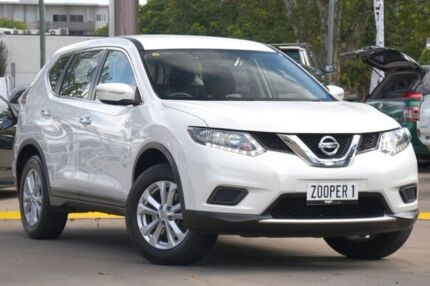 2015 Nissan X-Trail T32 ST X-tronic 2WD White 7 Speed Constant Variable Wagon South Toowoomba Toowoomba City Preview
