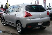 2010 Peugeot 3008 T8 XTE SUV EGC Silver 6 Speed Sports Automatic Single Clutch Hatchback Kedron Brisbane North East Preview