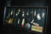 Antique Fishing Tackle - whole collection for sale