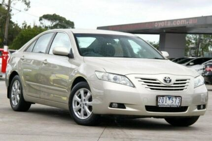 2006 Toyota Camry Silver Automatic Sedan Nunawading Whitehorse Area Preview
