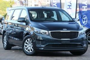 2015 Kia Carnival YP MY16 Update S Blue 6 Speed Automatic Wagon Zetland Inner Sydney Preview