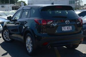2012 Mazda CX-5 KE1021 Grand Touring SKYACTIV-Drive AWD Black 6 Speed Sports Automatic Wagon