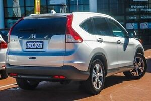 2014 Honda CR-V RM MY14 DTi-L 4WD Silver 5 Speed Sports Automatic Wagon Myaree Melville Area Preview