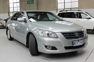 2007 Toyota Aurion GSV40R Prodigy Grey 6 Speed Sports Automatic Sedan Knoxfield Knox Area Preview