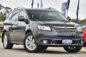 2010 Subaru Tribeca B9 MY11 R AWD Premium Pack Graphite Grey 5 Speed Sports Automatic Wagon Willagee Melville Area Preview