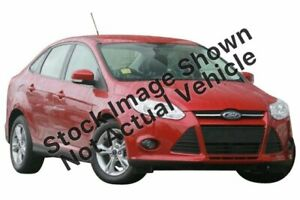 2014 Ford Focus LW MkII Trend PwrShift Red 6 Speed Sports Automatic Dual Clutch Sedan Brookvale Manly Area Preview