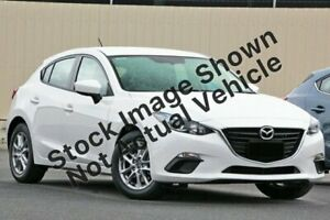 2015 Mazda 3 BM5478 Neo SKYACTIV-Drive White 6 Speed Sports Automatic Hatchback Liverpool Liverpool Area Preview