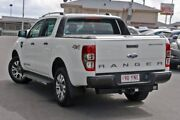 2016 Ford Ranger PX MkII Wildtrak Double Cab White 6 Speed Sports Automatic Utility Hillcrest Logan Area Preview