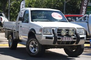 2004 Ford Courier PH XLT Super Cab White 5 Speed Manual Utility Toowoomba Toowoomba City Preview