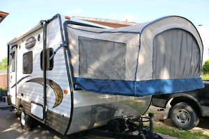 2015 Clipper 15rb Travel Camper Trailer