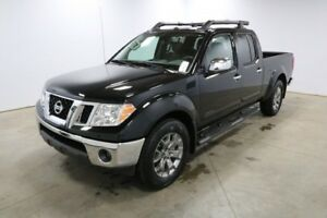 2019 Nissan Frontier 4X4 SL CREW CAB Navigation, Heated leather