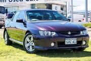 2003 Holden Crewman VY II SS Purple/Black 6 Speed Manual Utility Wangara Wanneroo Area Preview