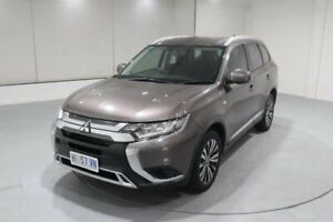 2018 Mitsubishi Outlander ZL MY19 ES AWD Bronze 6 Speed Constant Variable Wagon Invermay Launceston Area Preview