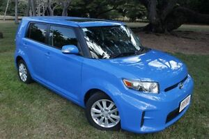 2011 Toyota Rukus AZE151R Build 1 Hatch Voodoo Blue 4 Speed Sports Automatic Wagon The Gardens Darwin City Preview