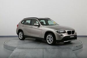 2010 BMW X1 E84 sDrive20d Steptronic Silver 6 Speed Sports Automatic Wagon Old Guildford Fairfield Area Preview