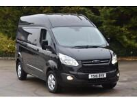 2.2 290 LIMITED P/V 5D 124 BHP LWB H/ROOF AIR CON E-TECH DIESEL MANUAL VAN 2016