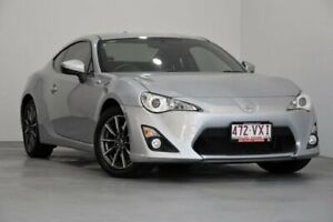 2015 Toyota 86 ZN6 GT Silver 6 Speed Sports Automatic Coupe Indooroopilly Brisbane South West Preview
