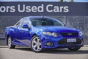 2011 Ford Falcon FG MkII XR6 Ute Super Cab Turbo Blue 6 Speed Sports Automatic Utility Maddington Gosnells Area Preview