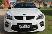 2013 Holden Special Vehicles GTS GEN-F MY14 White 6 Speed Sports Automatic Sedan Adelaide CBD Adelaide City Preview