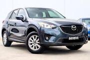 2012 Mazda CX-5 KE1071 Maxx SKYACTIV-Drive Sport Grey 6 Speed Sports Automatic Wagon Liverpool Liverpool Area Preview