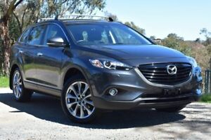 2015 Mazda CX-9 TB10A5 Grand Touring Activematic AWD Grey 6 Speed Sports Automatic Wagon St Marys Mitcham Area Preview