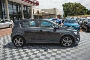 2016 Holden Barina TM MY16 RS Grey 6 Speed Sports Automatic Hatchback Alfred Cove Melville Area Preview