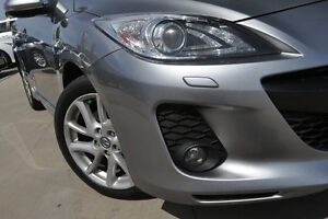 2012 Mazda 3 BL MY13 SP25 Grey 5 Speed Automatic Hatchback Greenacre Bankstown Area Preview