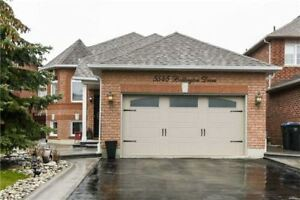 2BR 2WR Detached in Mississauga near Creditview/Bristol