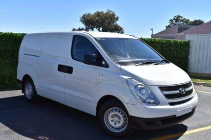 2015 Hyundai iLOAD TQ2-V MY15 White 5 Speed Automatic Van St Marys Mitcham Area Preview