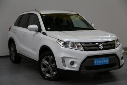 2016 Suzuki Vitara LY RT-S 2WD White Pearl 6 Speed Sports Automatic Wagon
