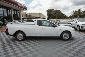 2010 Ford Falcon FG Ute Super Cab White 5 Speed Sports Automatic Utility Alfred Cove Melville Area Preview