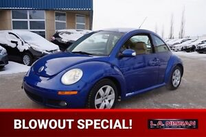 2007 Volkswagen New Beetle Coupe AUTOMATIC Leather,  Heated Seat