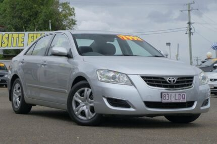 2007 Toyota Aurion GSV40R AT-X Silver 6 Speed Sports Automatic Sedan Moorooka Brisbane South West Preview