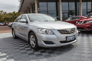 2009 Toyota Aurion GSV40R AT-X Silver 6 Speed Sports Automatic Sedan Alfred Cove Melville Area Preview