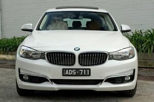 2014 BMW 328I White Sports Automatic Hatchback Burwood Whitehorse Area Preview